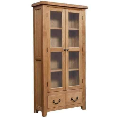 Bridgwater DISPLAY CABINET