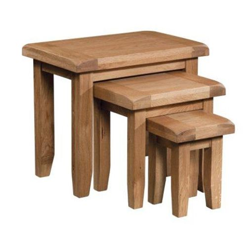 Bridgwater NEST OF TABLES