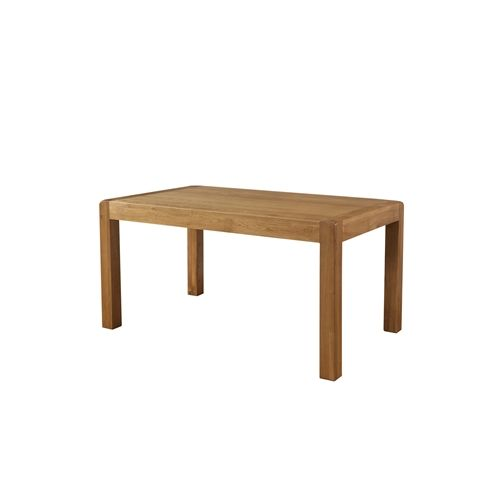 Eaton 140cm END EXT DINING TABLE