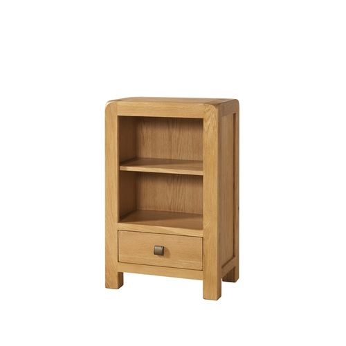 Eaton LOW BOOKCASE WITH DRAWER