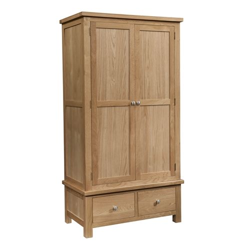 Elworth GENTS WARDROBE WITH 2 DRAWERS