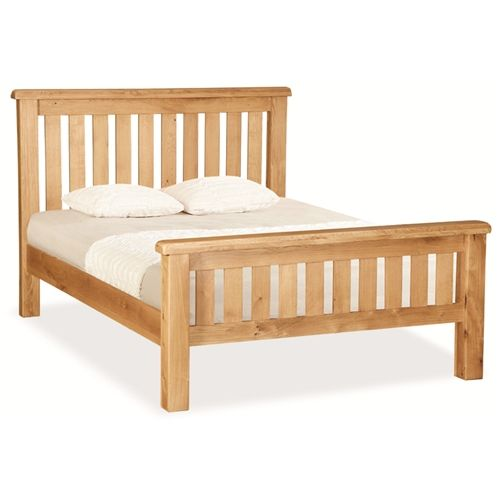 Stockton Bed 5' slatted